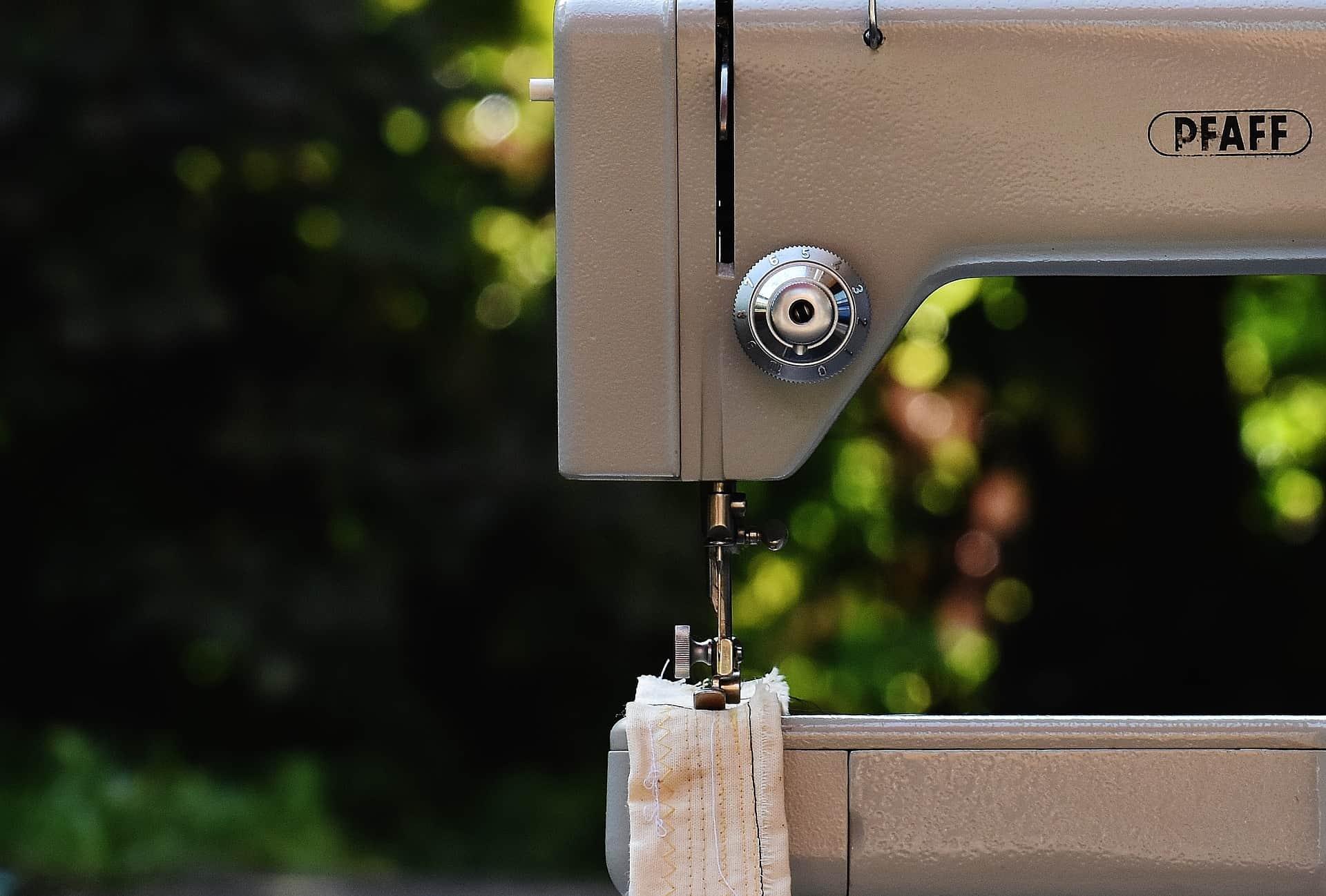 czyszczenie i konserwacja maszyny do szycia