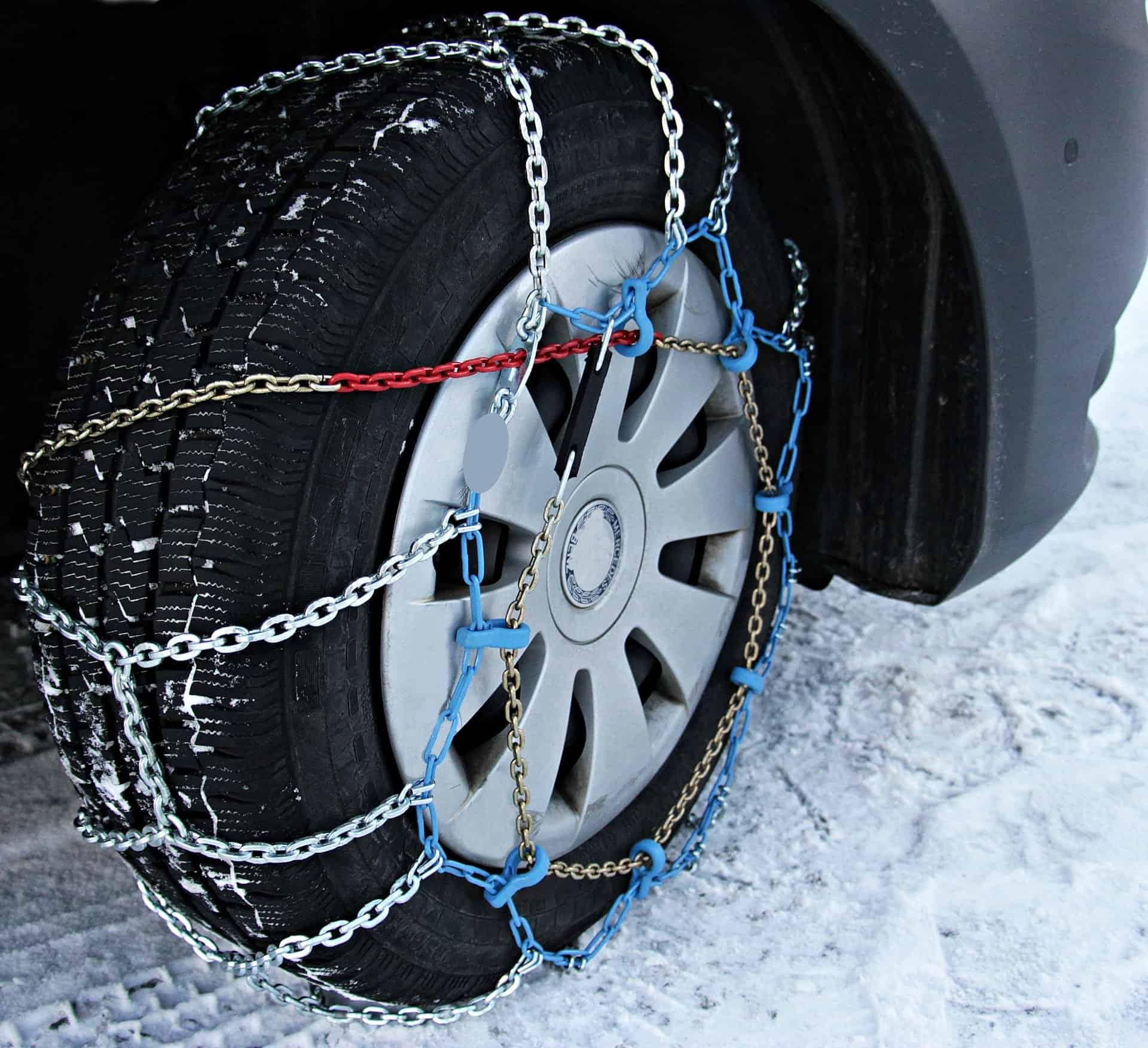 jak dbac o lancuchy samochodowe