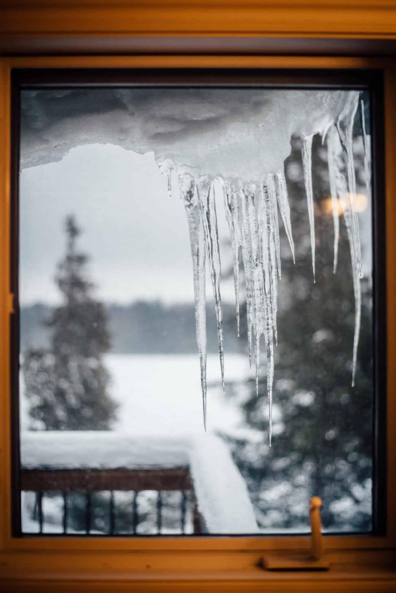 jak uniknac osadzania sie sniegu