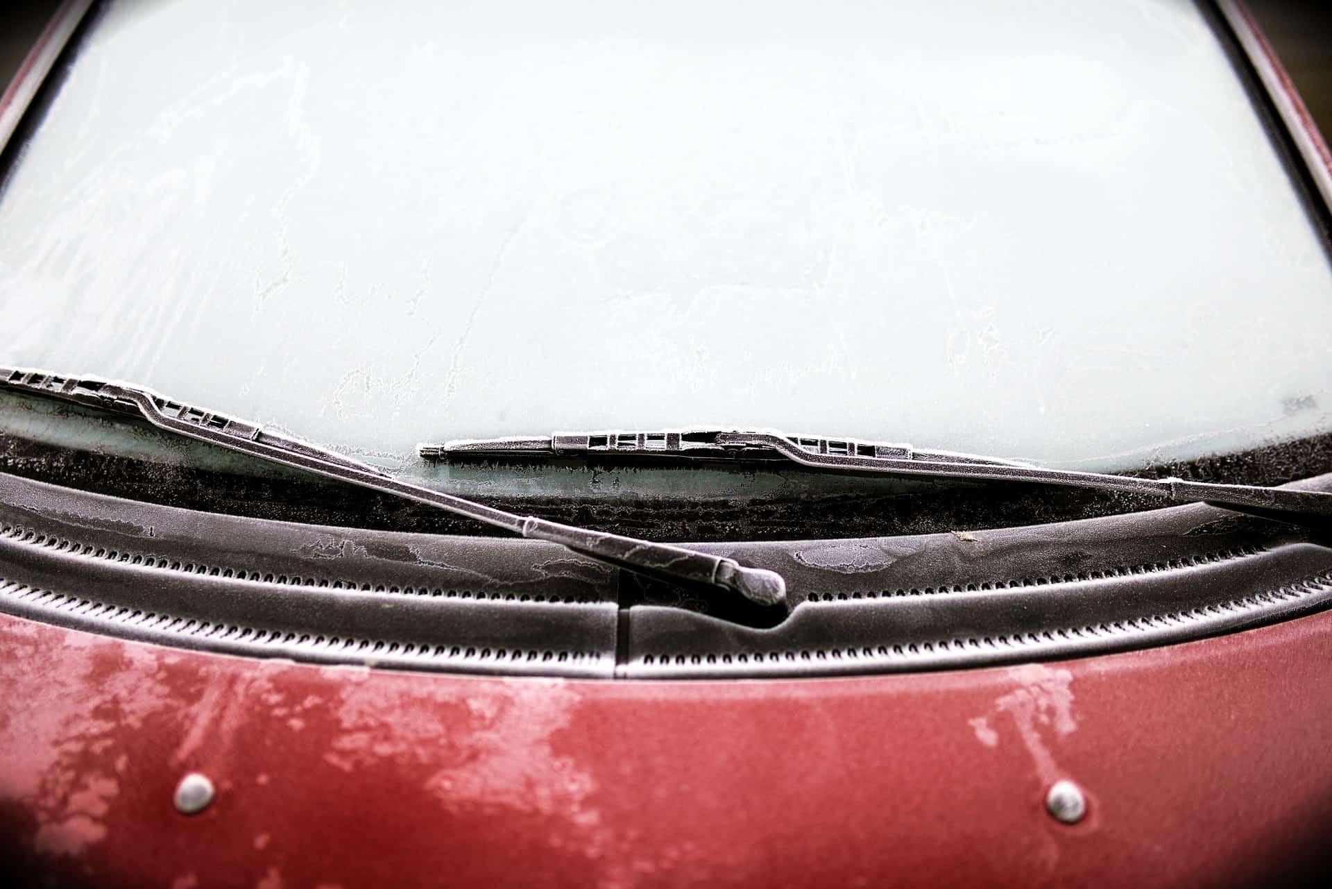 wycieraczki samochodowe w dobrym stanie