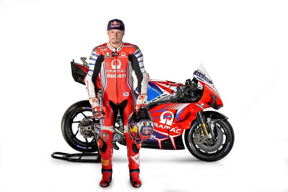 Jack Miller Pramac Ducati