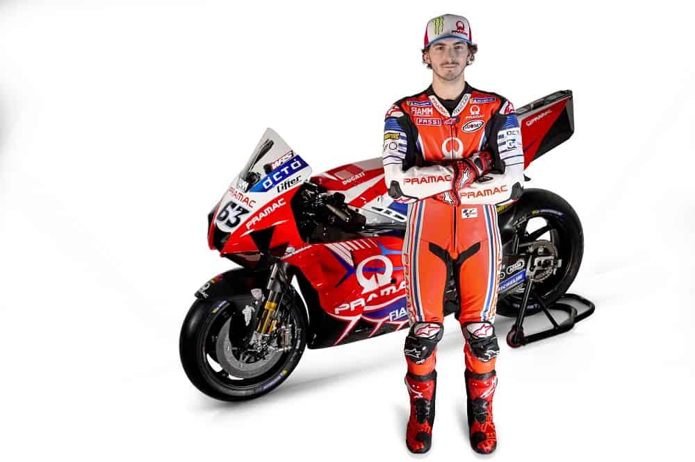 Francesco Bagnaia Pramac Ducati