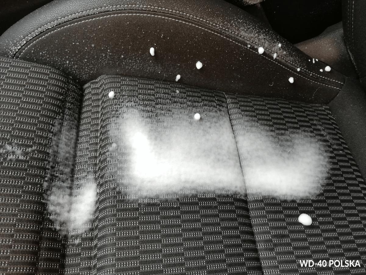 czyszczenie foteli
