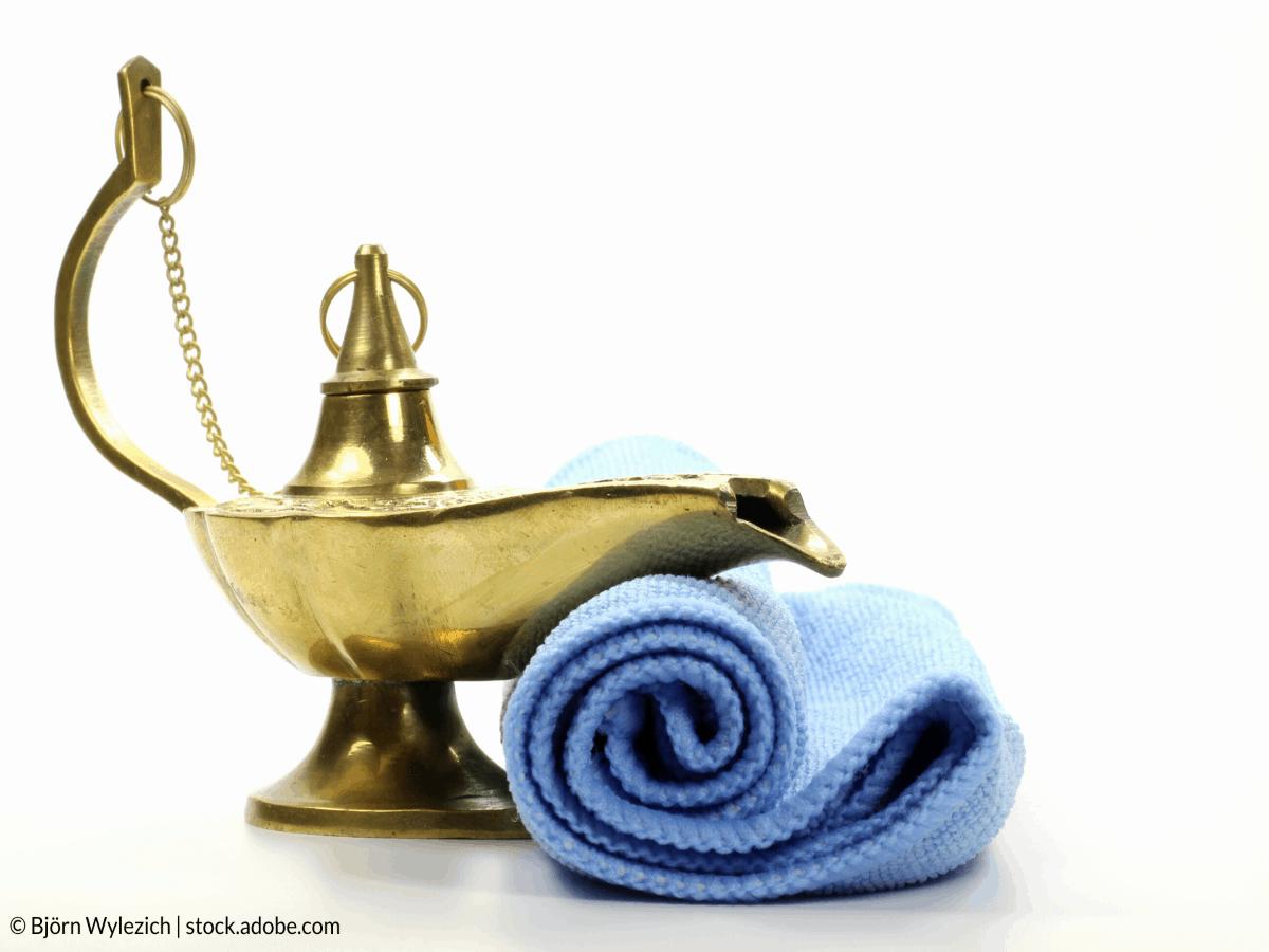 czyszczenie i polerowanie lamp