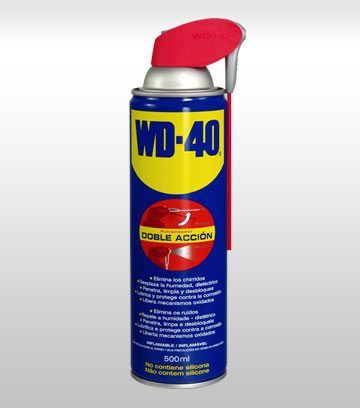 wd-40 dupla ação