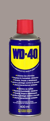WD-40 Produto Multiusos