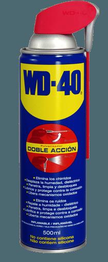 WD-40 Produto Multiusos Dupla Ação