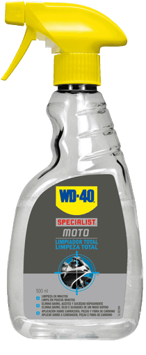 WD-40 Specialist Motorbike Limpeza Total