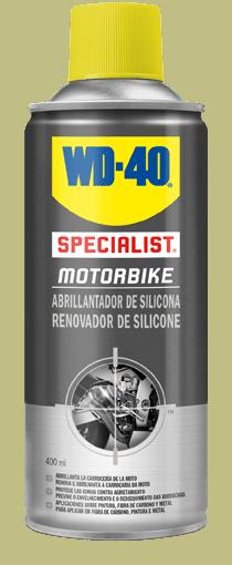 WD-40 Specialist Motorbike Renovador de Silicone