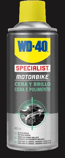 WD-40 Specialist Motorbike Cera e Brilho