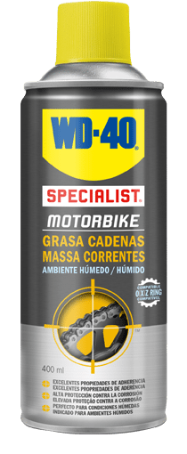 WD-40 Specialist Motorbike Massa de Correntes