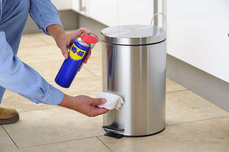 Usos do WD-40 para limpar a casa – Limpeza da cozinha