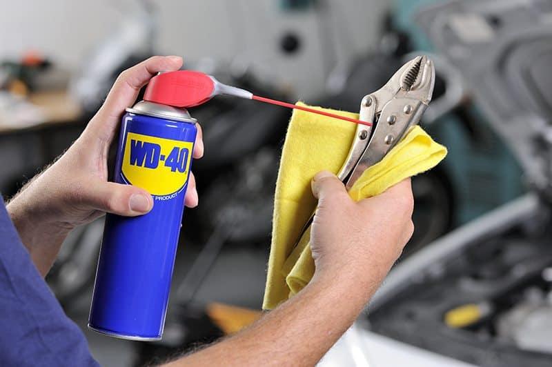 Como tirar ferrugem das ferramentas