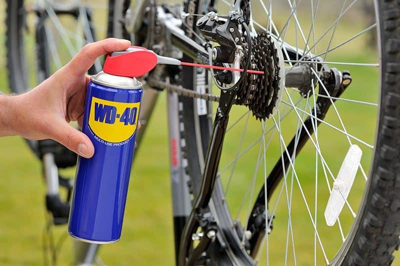 Como limpar a bicicleta corretamente