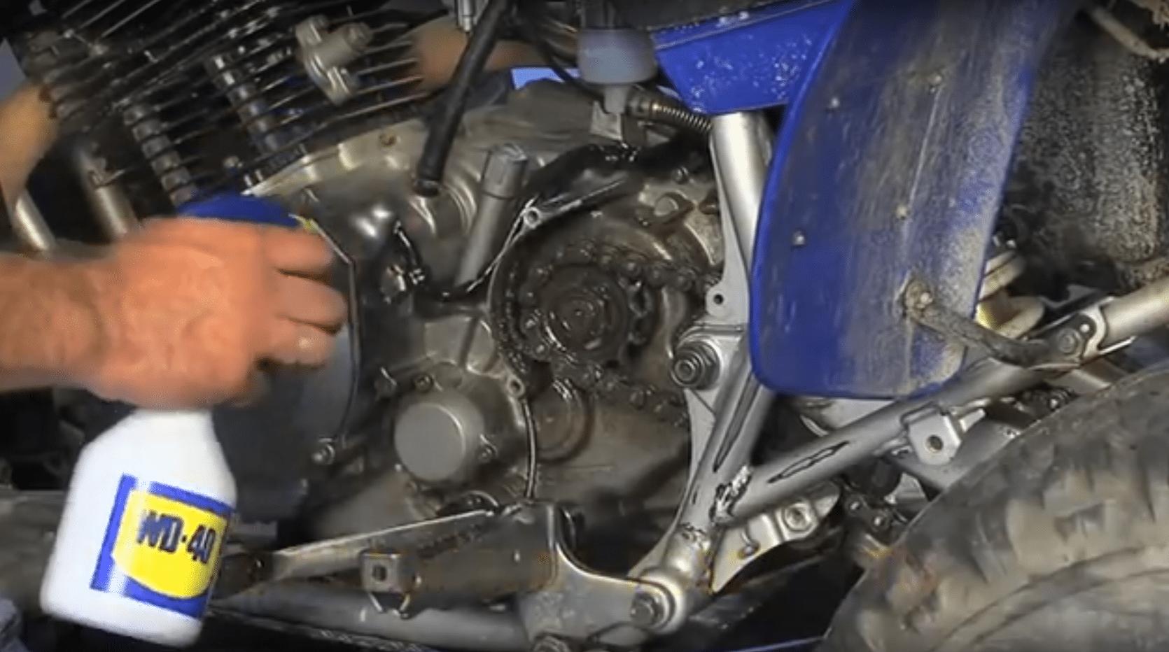Como lavar moto 4