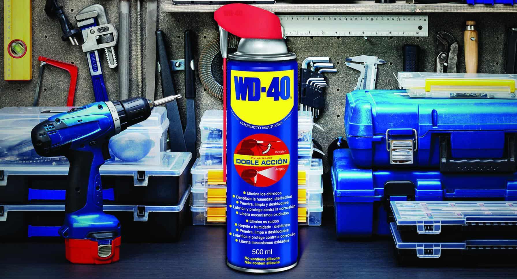 97 5 usos do wd40 na construção