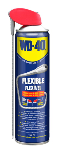 WD-40 produto multiuso flexivel 400ml