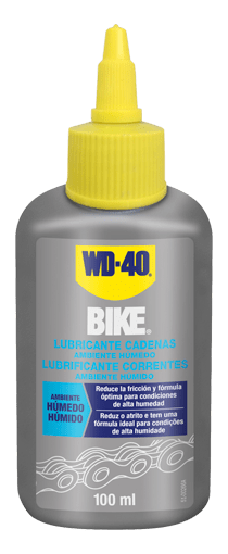 Lubrificante para correntes ambiente húmido WD-40 BIKE