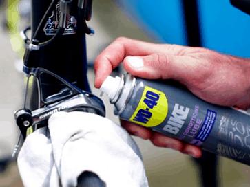 lubrificar desviador lubrificante all conditions WD-40 BIKE