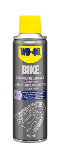 Lubrificante para correntes all conditions WD-40 BIKE