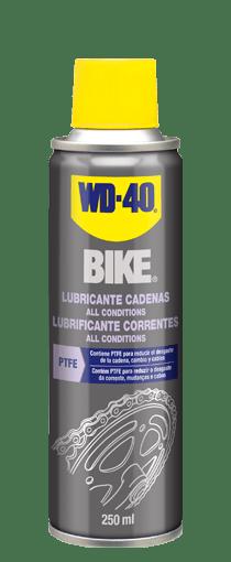 Conheça o Lubrificante de correntes All Conditions WD-40 BIKE