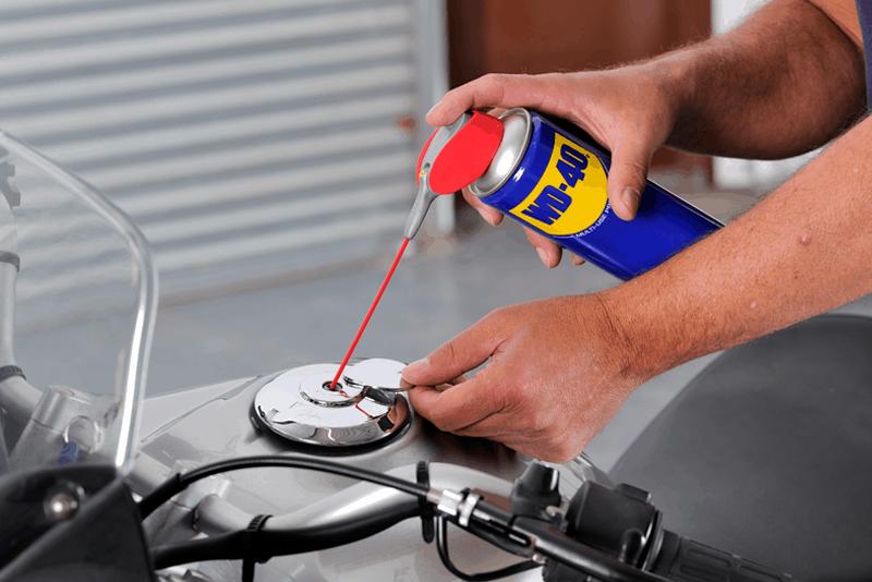 Manutenção Moto: proteger da corrosão e oxidação