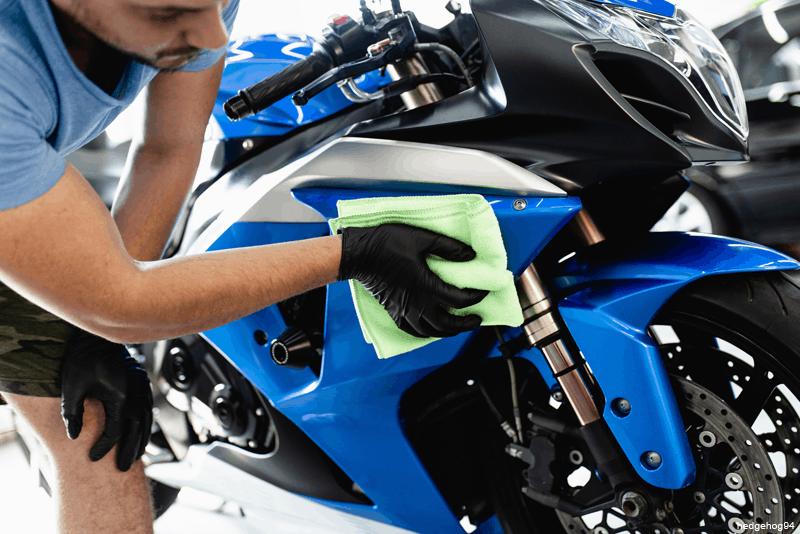 WD-40 Specialist Motorbike Cera e Polimento