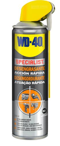 Desengordurante ação rápida WD-40 Specialist