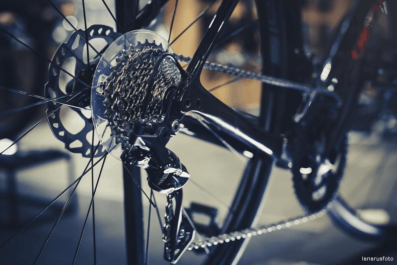 Corrente da Bicicleta - WD-40