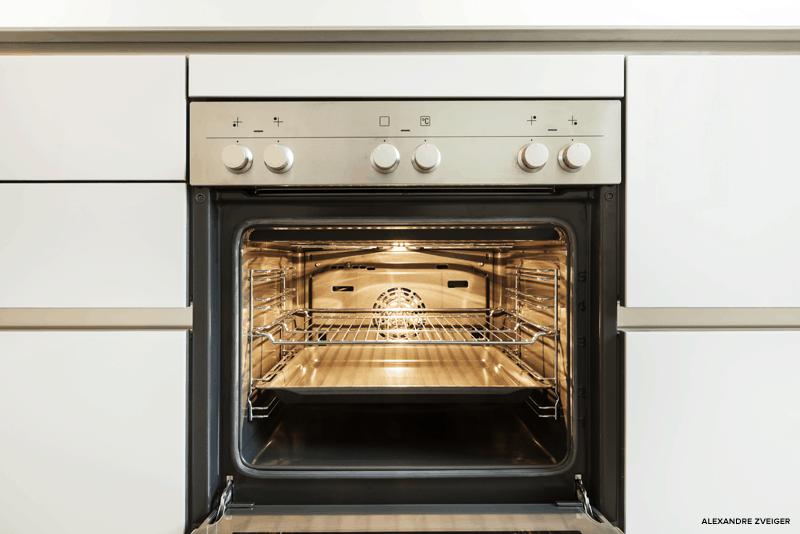 Como limpar o forno - WD-40