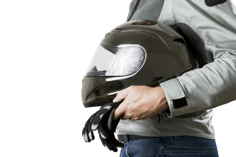 desmontar o capacete