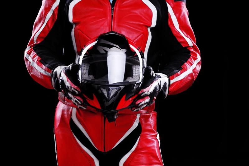 equipamento de moto