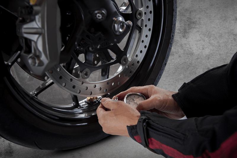 pressão ar pneus