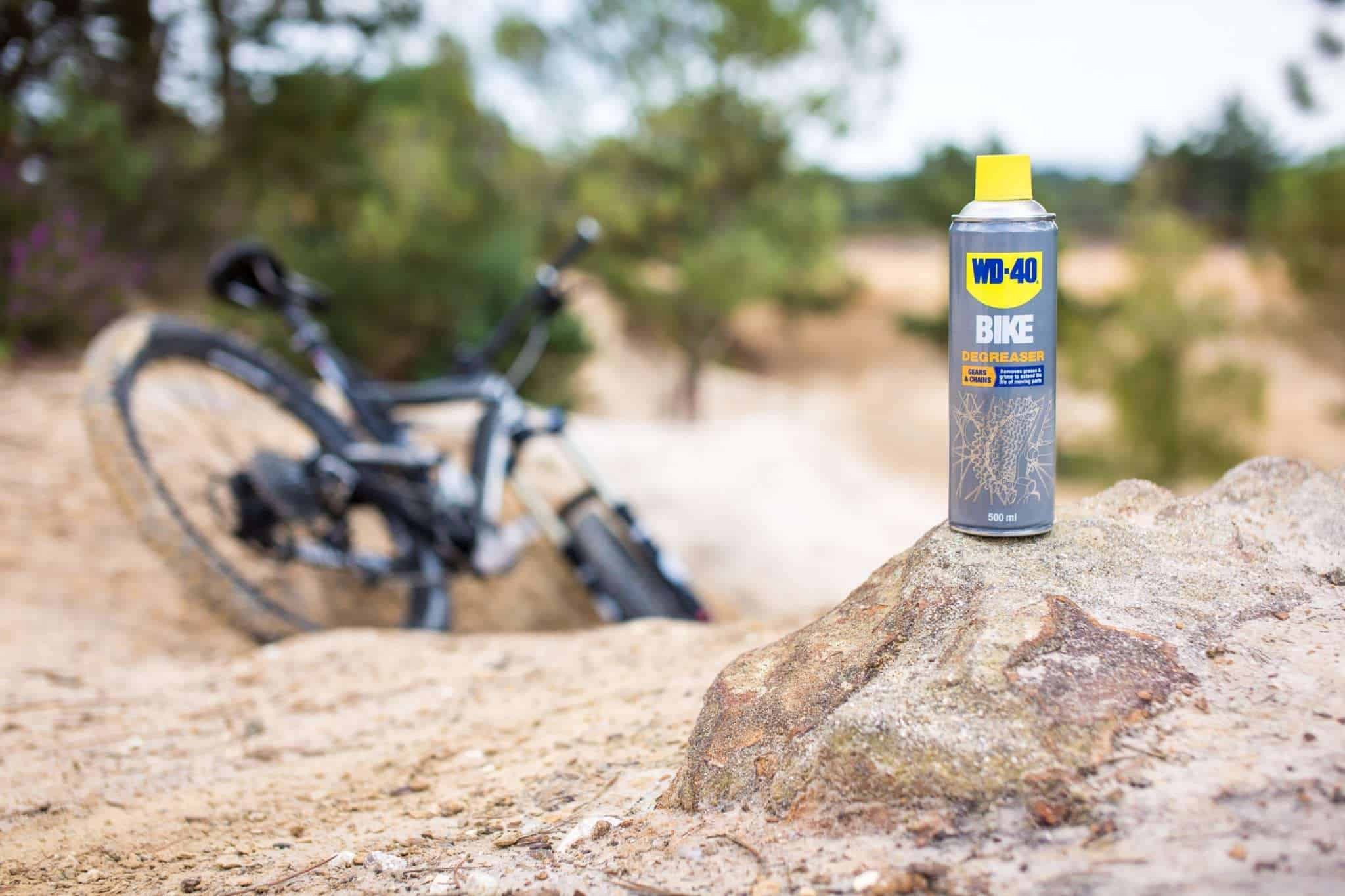 wd40 bike degreaser lifestyle