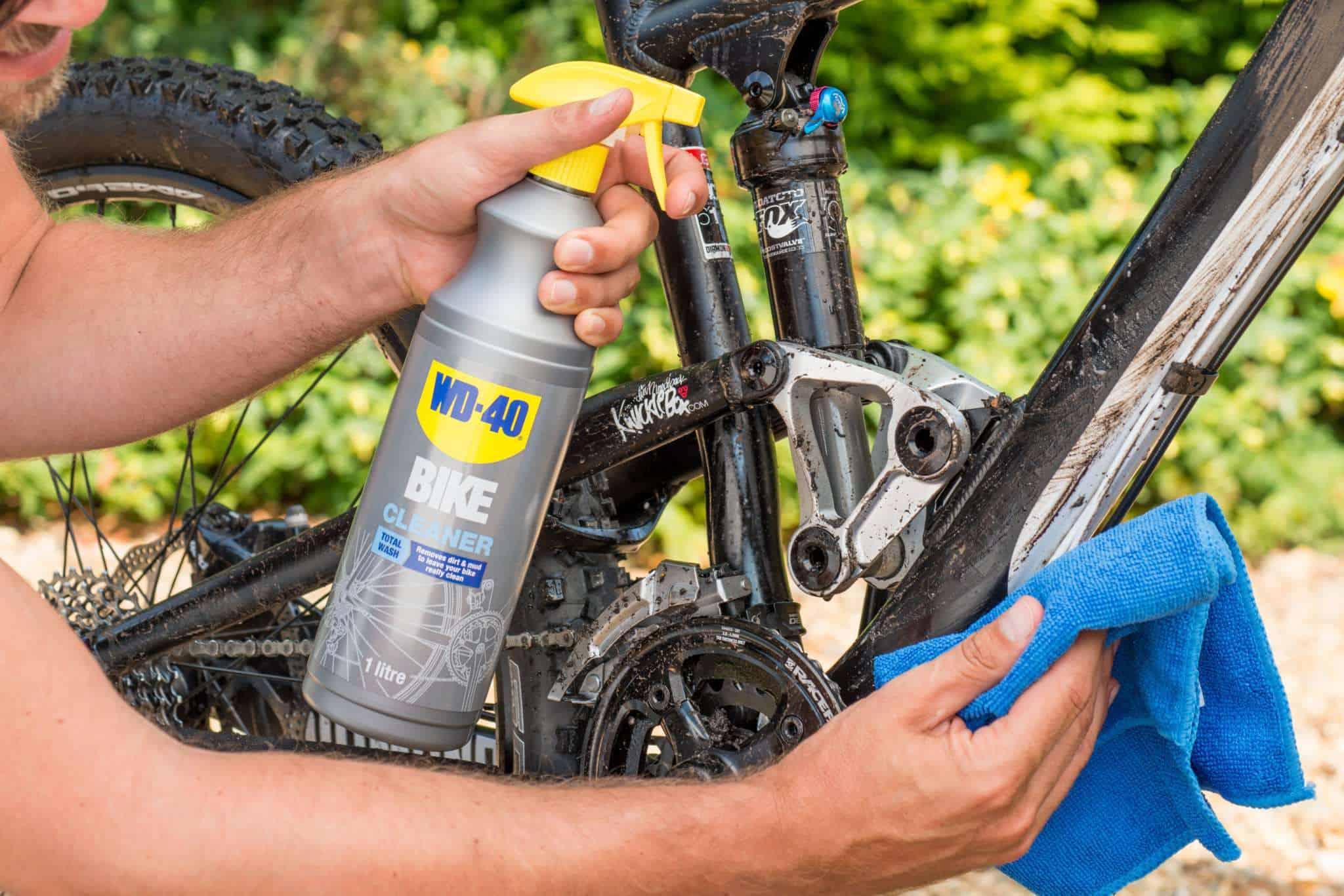lubrifiant pentru bicicleta