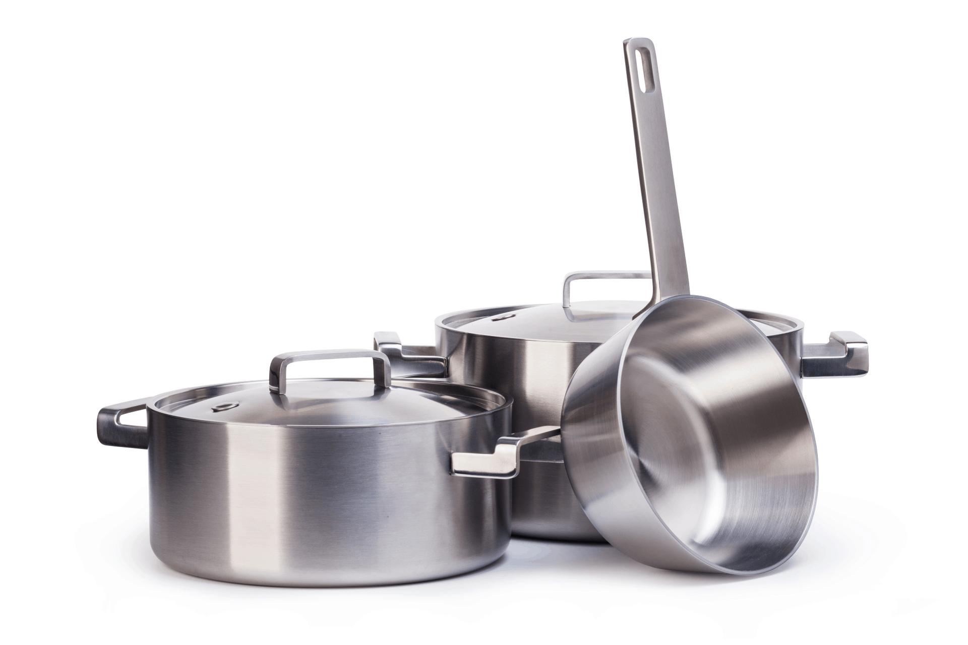 pots and pan