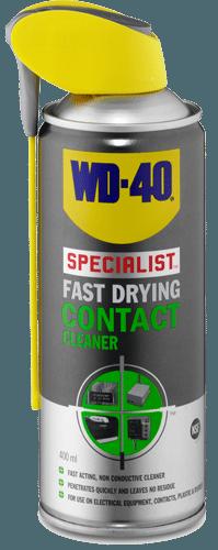 wd40 solutie de curatare la contact cu uscare rapida