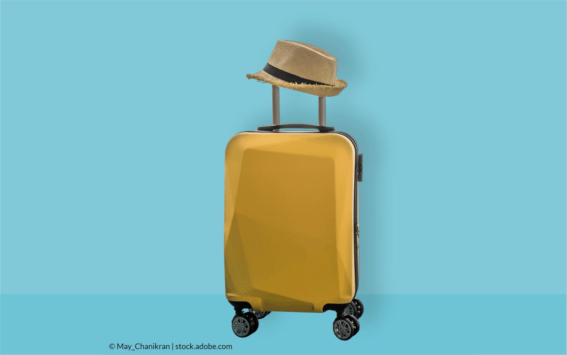 repară deformarile valizei