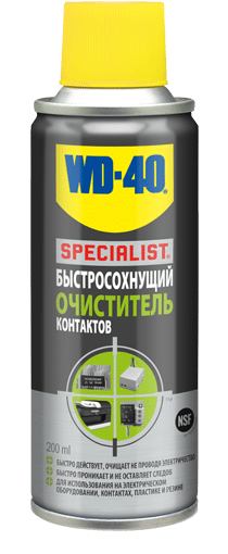 specialist contact cleaner