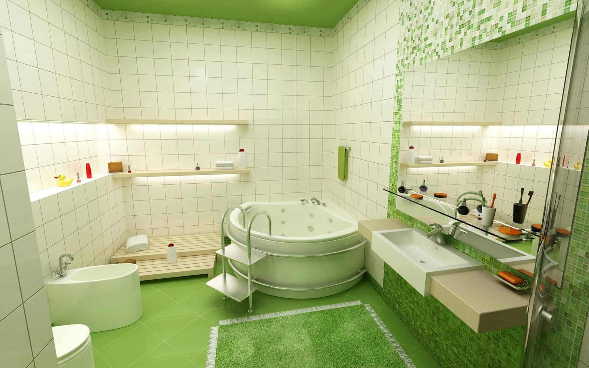 WD-40 для ванной комнаты