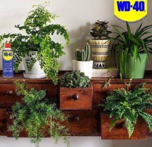 Применение WD-40 в загородном доме в зимнее время. Лайфхаки