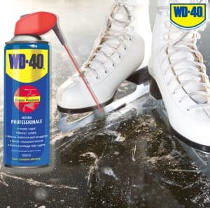 Как использовать смазку WD-40 для спорта и отдыха?