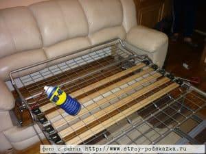 Средство для мебели в вашем доме