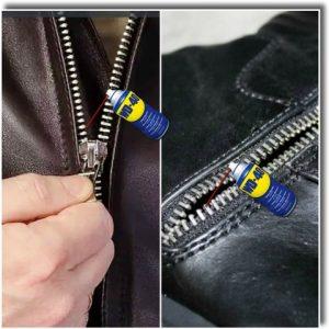 Как ухаживать за одеждой с WD-40?