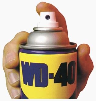 Как применять WD-40? И что это за чудо-средство?