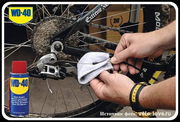 Как очистить велосипед от грязи быстро и правильно?