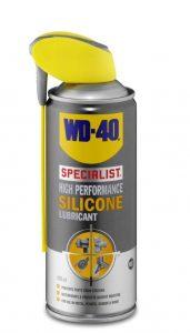WD-40 - Силиконовая смазка при ремонте сантехники