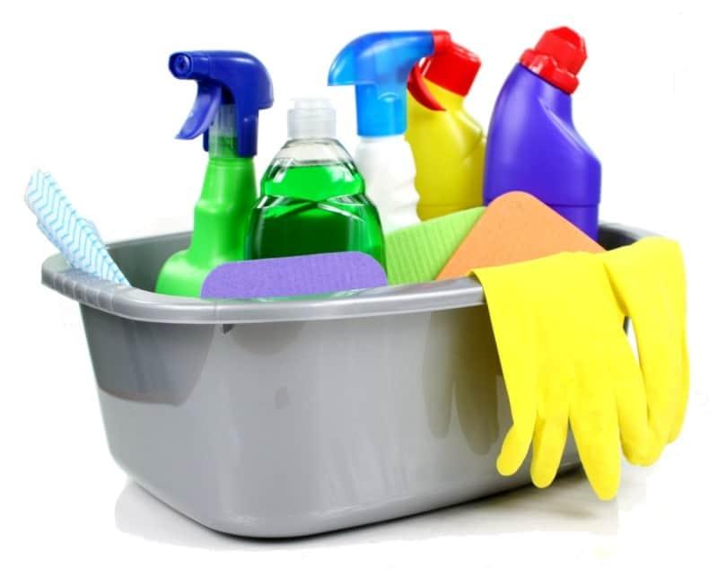 Набор средств для очистки