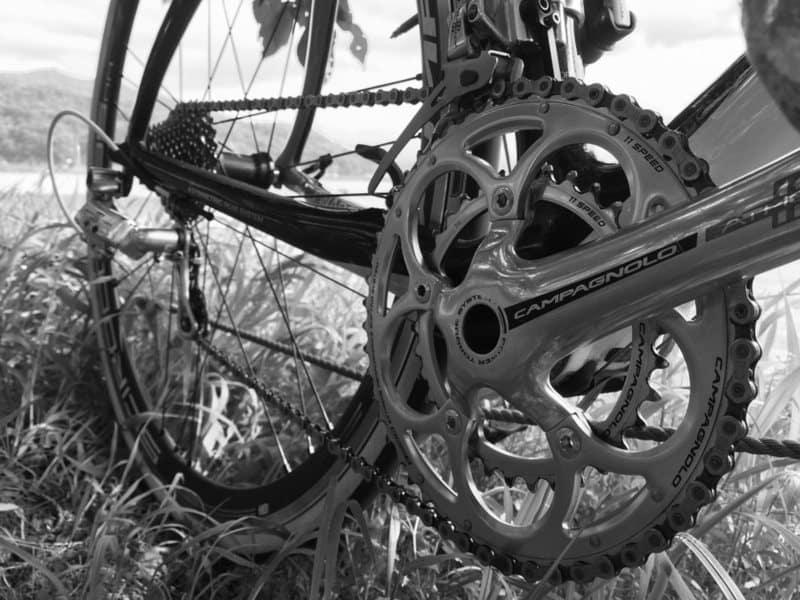 Механизм велосипеда
