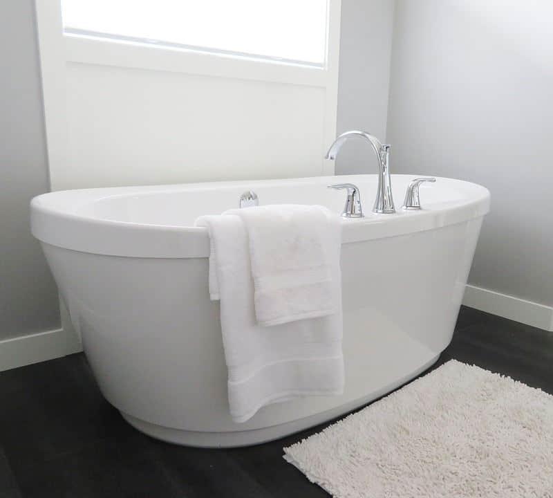 ванна отдельостоящая